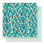 Crate Paper - Cool Kid Collection - 12 x 12 Double Sided Paper - Hooray