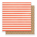 Crate Paper - Cool Kid Collection - 12 x 12 Double Sided Paper - Handsome