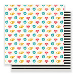 Crate Paper - Cool Kid Collection - 12 x 12 Double Sided Paper - Buddy