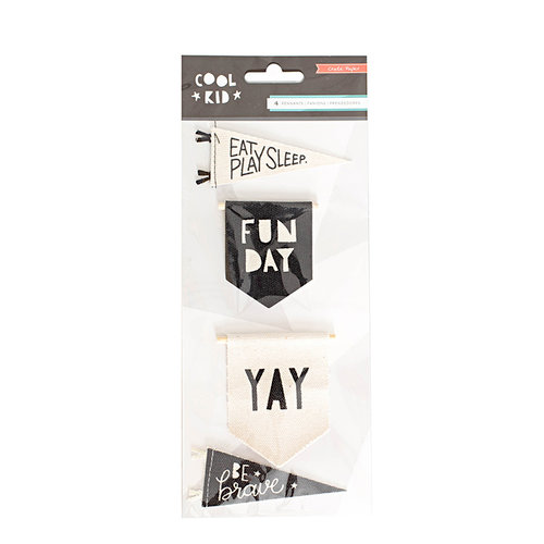 Crate Paper - Cool Kid Collection - Pennants