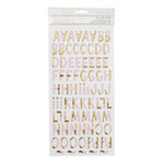 Crate Paper - Cute Girl Collection - Thickers - Alpha - Dear
