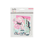 Crate Paper - Cute Girl Collection - Ephemera