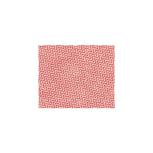 American Crafts - Crate Paper - Patterned Cloth Album - 12 x 12 D-Ring - Chevron