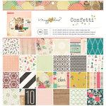 Crate Paper - 12 x 12 Paper Pad - Confetti