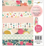 Crate Paper - Confetti Collection - 6 x 6 Paper Pad