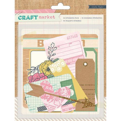 Crate Paper - Craft Market Collection - Ephemera