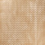 Crate Paper - Journey Collection - 12 x 12 Paper with Foil Accents - Chevron