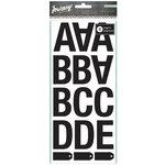 Crate Paper - Journey Collection - Sticker Book - Chalkboard Alphabet