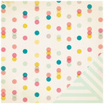 Crate Paper - Poolside Collection - 12 x 12 Double Sided Paper - Sun-N-Fun