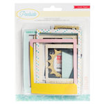 Crate Paper - Poolside Collection - Frames with Glitter Accents