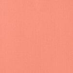 American Crafts - 12 x 12 Cardstock - Weave - Peach
