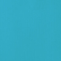 American Crafts - 12 x 12 Cardstock - Weave - Ocean