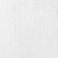 American Crafts - 12 x 12 Cardstock - Weave - White