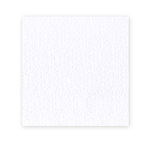 American Crafts - 12 x 12 Damask Cardstock Pack - 25 Sheets - White