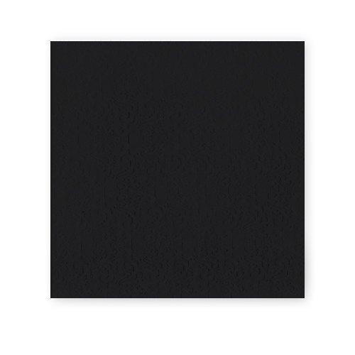 American Crafts - 12 x 12 Damask Cardstock Pack - 25 Sheets - Black