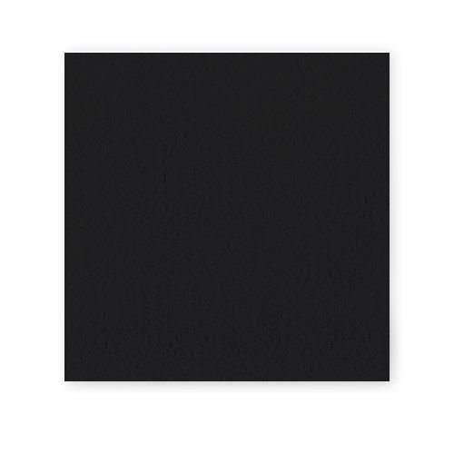 American Crafts - 12 x 12 Damask Cardstock Pack - 25 Sheets - Black
