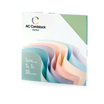 American Crafts - 12 x 12 Cardstock Pack - 60 Sheets - Pastels