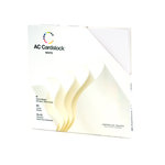 American Crafts - 12 x 12 Cardstock Pack - 60 Sheets - White