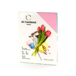 American Crafts - 8.5 x 11 Cardstock Pack - 60 Sheets - Spring, CLEARANCE