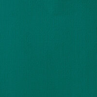 American Crafts - 12 x 12 Cardstock - Weave - Peacock