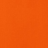 American Crafts - 12 x 12 Cardstock - Weave - Squash