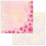 BoBunny - Summer Mood Collection - 12 x 12 Double Sided Paper - Summer Mood