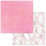 BoBunny - Summer Mood Collection - 12 x 12 Double Sided Paper - Mood Dots
