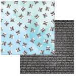 BoBunny - Summer Mood Collection - 12 x 12 Double Sided Paper - Magic