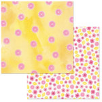BoBunny - Summer Mood Collection - 12 x 12 Double Sided Paper - Wonderful