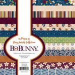Bo Bunny - Stay Awhile Collection - 6 x 6 Paper Pad
