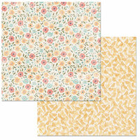 BoBunny - Early Bird Collection - 12 x 12 Double Sided Paper - Enchanted