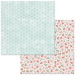 BoBunny - Early Bird Collection - 12 x 12 Double Sided Paper - Fanciful