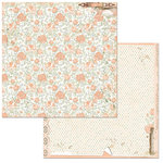 BoBunny - Once Upon a Lifetime Collection - 12 x 12 Double Sided Paper - Discoveries