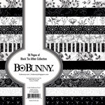 BoBunny - Black Tie Affair Collection - 6 x 6 Paper Pad