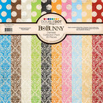 Bo Bunny - Double Dot Damask Collection - 12 x 12 Collection Pack