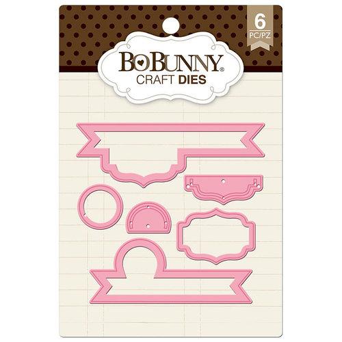 BoBunny - Craft Dies - Tag