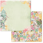 BoBunny - Sunshine Bliss Collection - 12 x 12 Double Sided Paper - Cheerful