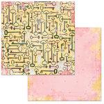 BoBunny - Sunshine Bliss Collection - 12 x 12 Double Sided Paper - Joy