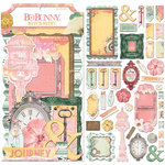 BoBunny - Sunshine Bliss Collection - Noteworthy Journaling Cards
