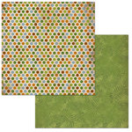 BoBunny - Jungle Life Collection - 12 x 12 Double Sided Paper - Habitat