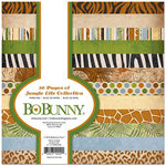 BoBunny - Jungle Life Collection - 6 x 6 Paper Pad