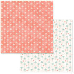 BoBunny - Escape to Paradise Collection - 12 x 12 Double Sided Paper - Fun