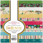 BoBunny - Christmas in the Village Collection - 6 x 6 Paper Pad
