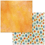 BoBunny - Beautifully Brisk Collection - 12 x 12 Double Sided Paper - Bright