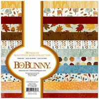 BoBunny - Beautifully Brisk Collection - 6 x 6 Paper Pad