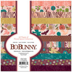 BoBunny - Floral Spice Collection - 6 x 6 Paper Pad