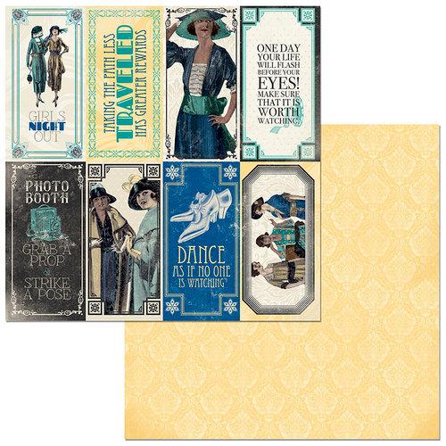 BoBunny - Something Splendid Collection - 12 x 12 Double Sided Paper - Splendid