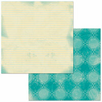BoBunny - Something Splendid Collection - 12 x 12 Double Sided Paper - Swell