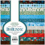 BoBunny - Winter Getaway Collection - 6 x 6 Paper Pad