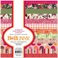 Bo Bunny - Sweet Clementine Collection - 6 x 6 Paper Pad